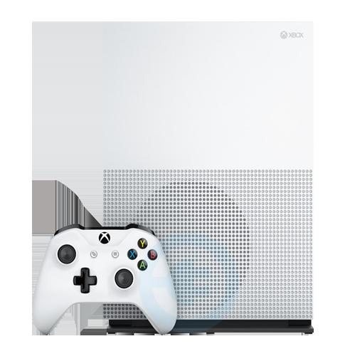 Xbox One S 1 TB + 1 controller Bij Nuon Energie