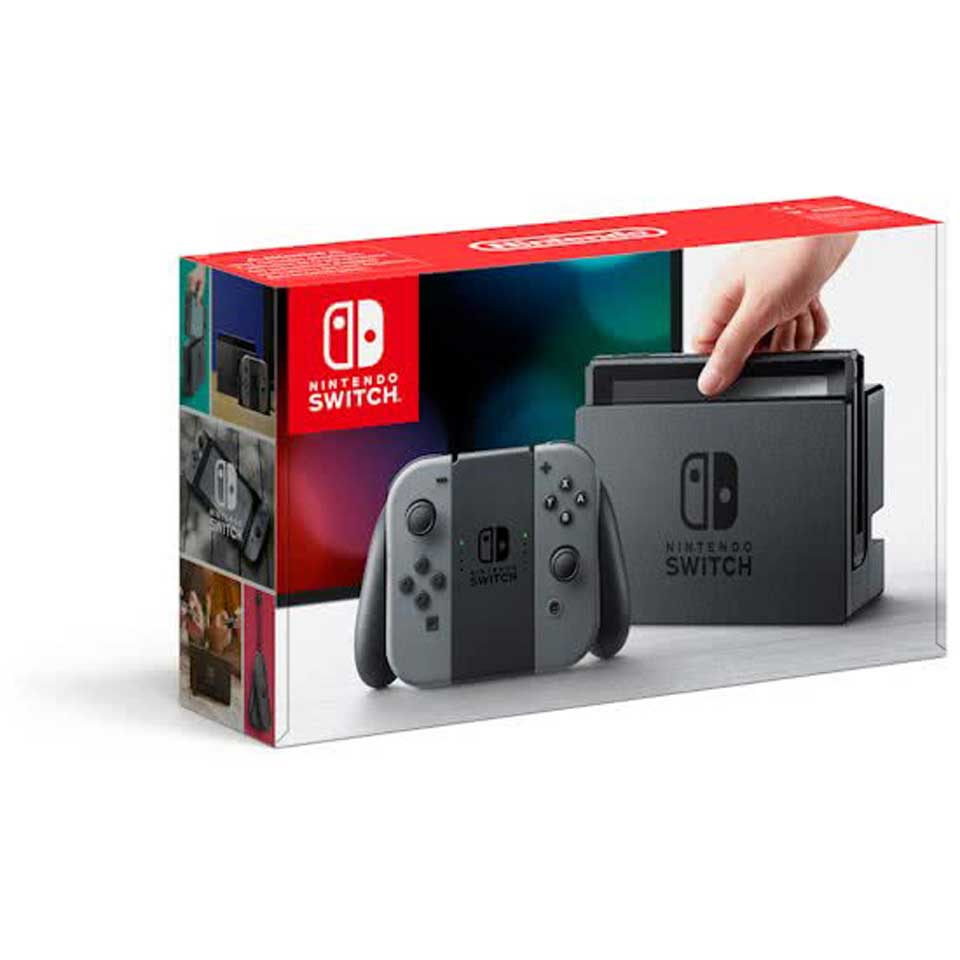 Nintendo Switch Console Grijs